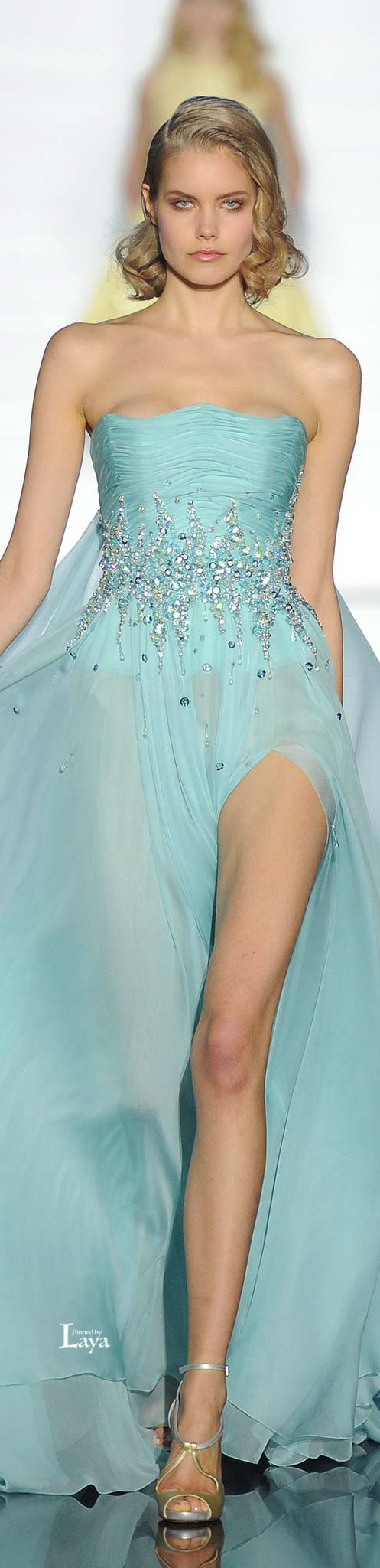Zuhair Murad Spring 2015 Couture