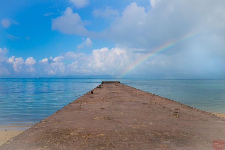 竹富島 石垣島的外島 日本 最後一個 世外桃園 — 哈日達人