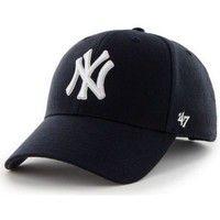 Casquettes 47 brand Casquette New York Yankees MVP Navy