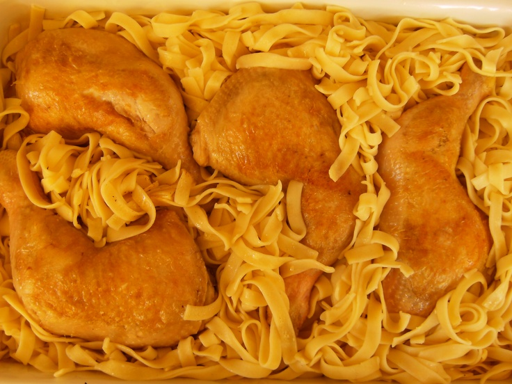 Chicken and Pasta