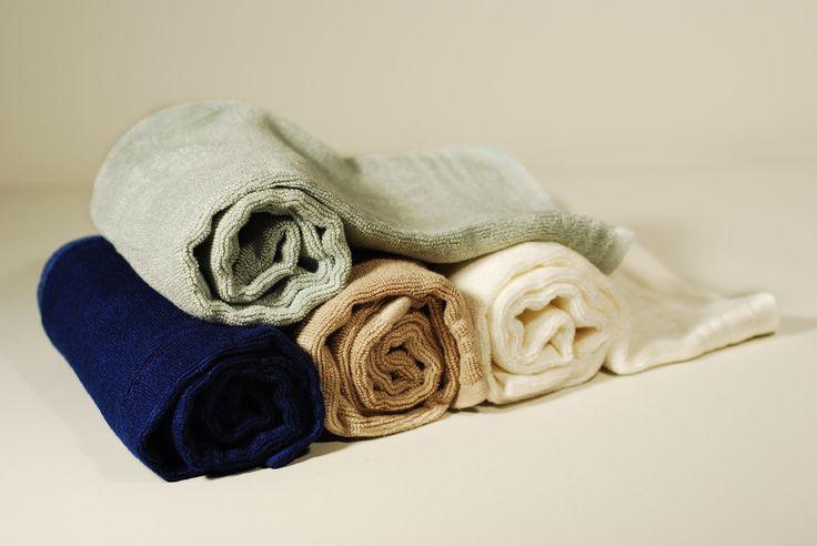 Bamboo Towel Set.