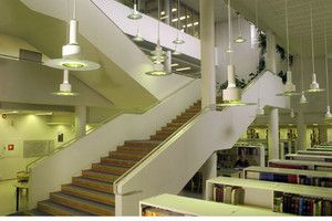 UEF - Joensuu campus library, Carelia building