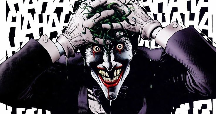 'Batman: The Killing Joke' Animated Movie Coming in 2016 -- Bruce Timm announced at Comic-Con that 'Batman: The Killing Joke' will be the first of three new DC animated movies arriving in 2016. -- http://movieweb.com/batman-killing-joke-animated-movie-2016/