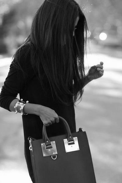 I'd love a Sophie Hulme bag.