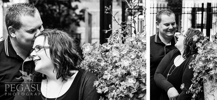 Auckland Engagement Photography Viva la Vector - Pegasus Photography