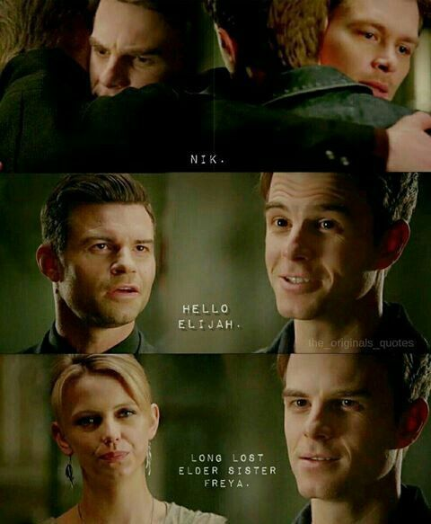family, The Originals, and kol mikaelson image