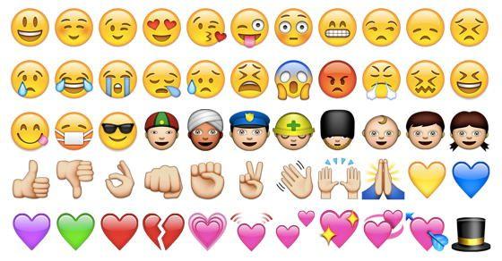 Emoji no iOS – Saiba como ativar o teclado Emoji