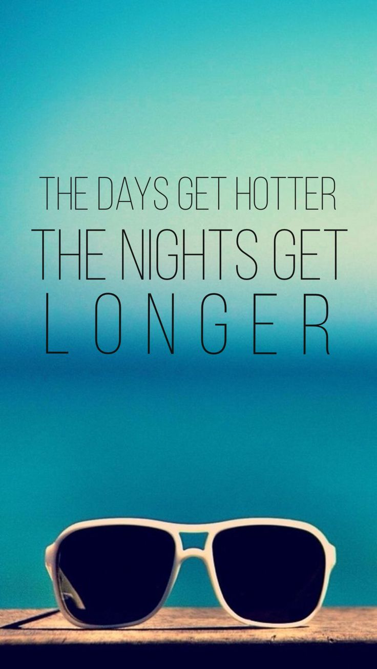 26 Best Summer Quotes Images On Pinterest