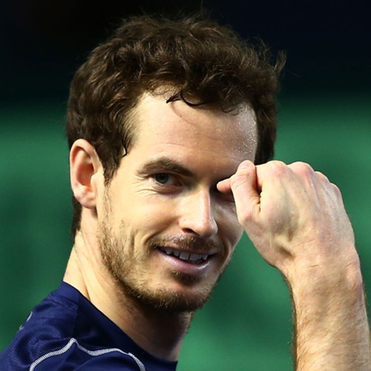 Andy Murray scores with deft lob shot in Davis Cup kickabout