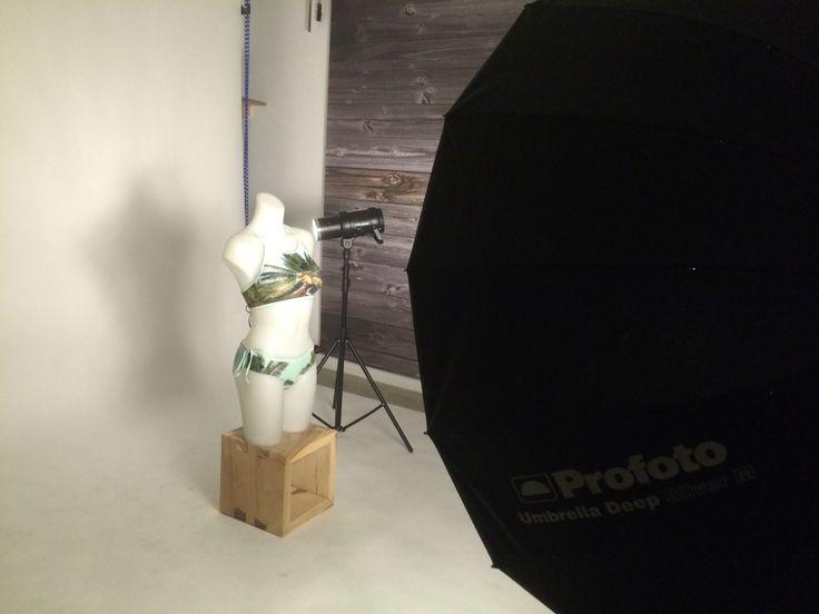 "Photo-Shoot model ""Palms"""