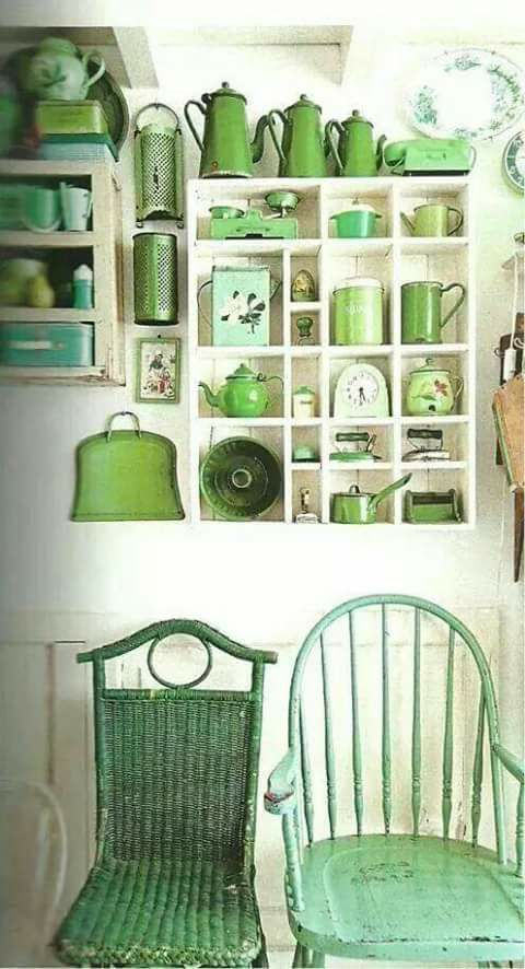 vintage retro kitchen collectibles at www.rubylane.com @rubylanecom #RubyLane