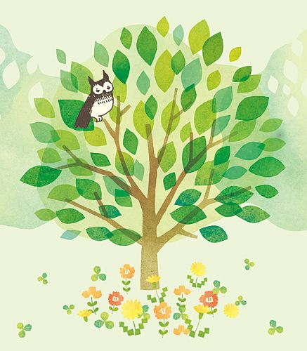 tiny owl by neuneu