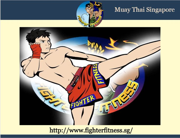 """Martial art classes needs to have a change in your life. Through martial arts like muay thai, person may observe improvement in his physical fitness like strength, stamina, flexibility etc. Muay Thai is also referred to as """"the art of eight limbs"""". Muay Thai Singapore prepares the person both mentally and physically for combat situations and help you reach your goal in a progressive manner. http://www.fighterfitness.sg/"""