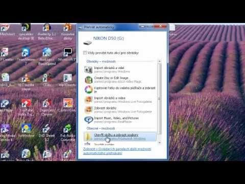 01_Kopírování fotek do počítače - YouTube