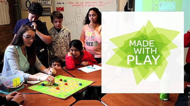 Made With Play: Game-Based Learning Resources | Edutopia