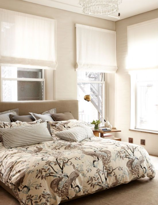 Founder of @DwellStudio's bedroom looks so serene.: Interior, Fabulous Bedrooms, Dwellstudios Bedroom, Bedroom Bath Ideas, Dream Bedrooms, House, Dwellstudio S Bedroom