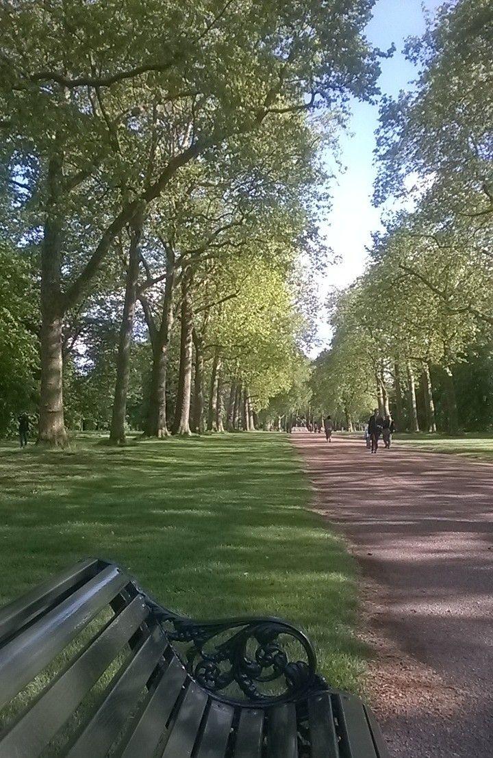 Kensington Gardens - Londra