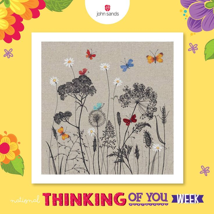 National Thinking of You Week is over and so is our competition. BUT that doesn't mean you can't let someone you care about know you care about them...give them a call, a hug, send a card or bring them chicken soup...whatever it takes! #ThinkingOfYou