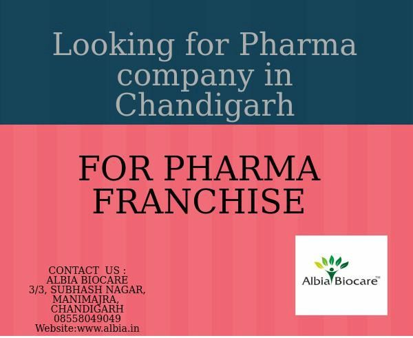 PCD Pharma company- Albia Biocare is one of the fastest growing PCD Pharma franchise company in India.