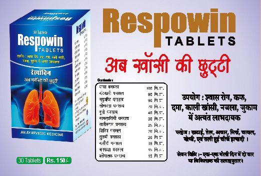 Respowin Tablets