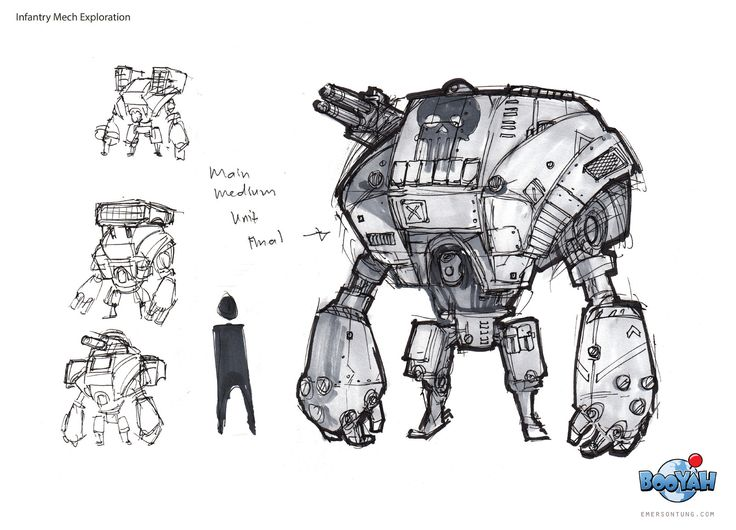 Work done back in 2011 for a turn-based strategy robot game (think advance wars…