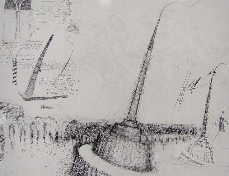 Geza Samu - Zikkurat Transcript, 1985