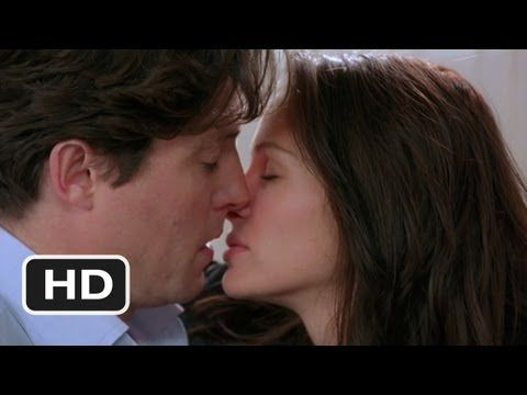 Notting Hill (3/10) Movie CLIP - A Spontaneous Kiss (1999) HD - YouTube