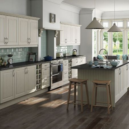Classic Tongue & Groove style kitchen