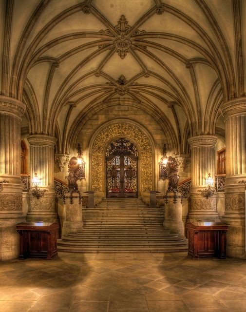 Hamburger Rathaus (Hamburg City Hall), #Germany #Hamburg