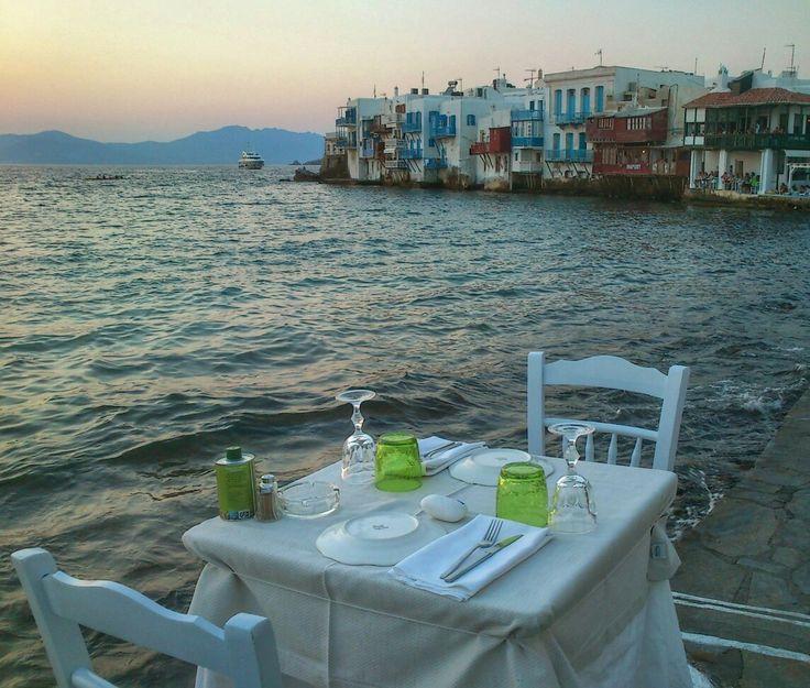 Mykonos, Grece