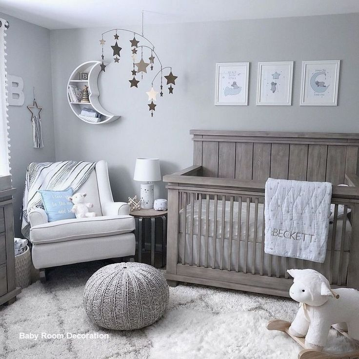 Baby Boy Room Nursery