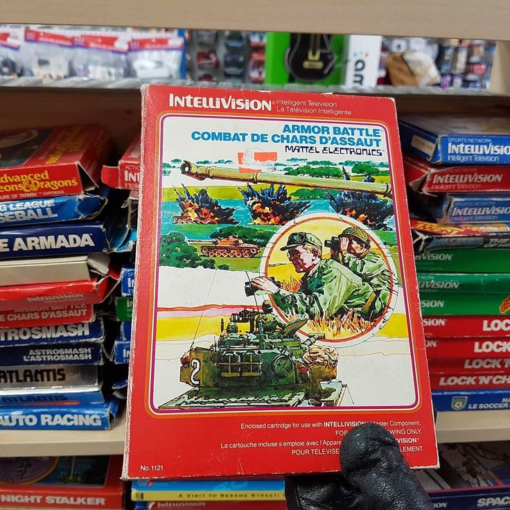Shared by bamelin #intellivision #microhobbit (o) http://ift.tt/2fLFIXc #videogames