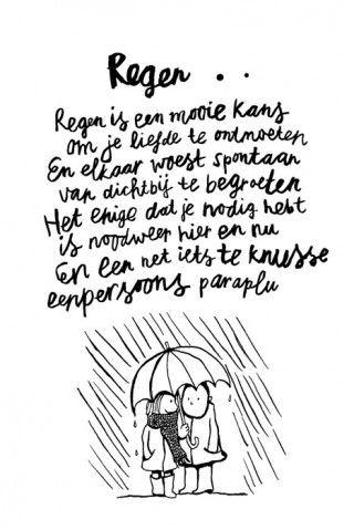 regen gedicht