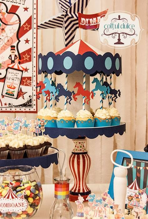 Circus Theme Candy Bar Coltul Dulce Candy Bar Dessert