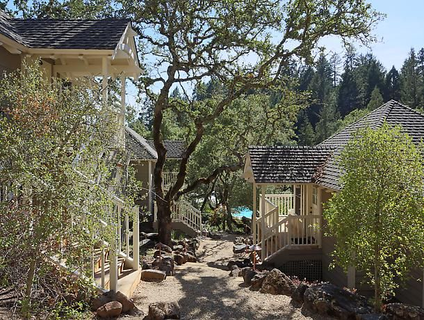 Spring retreat? Meadowood - Napa Valley Luxury Resort and Spa - Napa Luxury Resorts #California