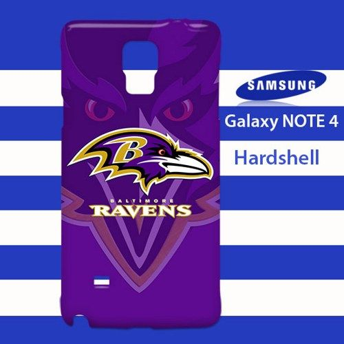 Baltimore Ravens Logo Samsung Galaxy Note 4