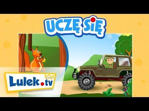 Zwierzyniec Lulka - w lesie - Film edukacyjny dla dzieci - Lulek.tv - YouTube