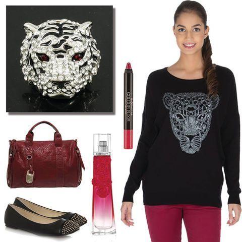 Bu sezon hayvan desenleri çok moda! Siz de bu modayı stilinize uygulamak istiyorsanız tıklayın! #love #fashion #style #limoncompany