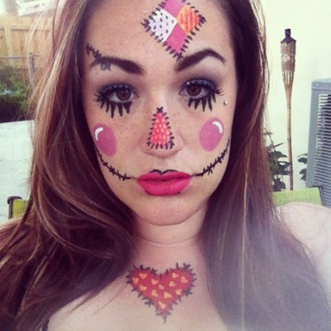 40 Best Scarecrow Images On Pinterest | Halloween Ideas Scarecrow Costume And Halloween Stuff