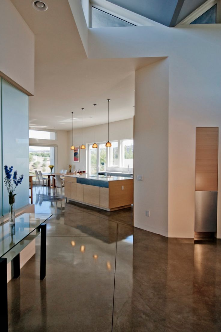 13 best floors images on pinterest polished concrete concrete san diego kitchen photos design ideas pictures remodel and decor page 18