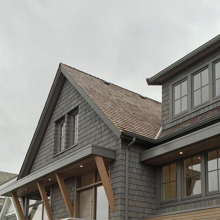 Modern shingle style sucasadesign architecture for Modern shingle style architecture
