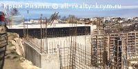 """#Севастополь #***: *** 1-к квартиру от застройщика  Продается квартира в новом квартале на этапе строительства. Стадия готовности 20%.Срок сдачи - сентябрь 2017.В стоимость квартиры входит металлическая входная дверь """"Евро"""", пластиковые окна, стяжка пола, ввода в квартиру воды, газа и электричества и вывод канализации.В квартале располагается парковка и зона отдыха с детской игровой площадкой.ЦЕНА за 1 м3 -45000р.По всем вопросам звоните!   #КрымРиэлти. Контакты ниже по ссылке:"""