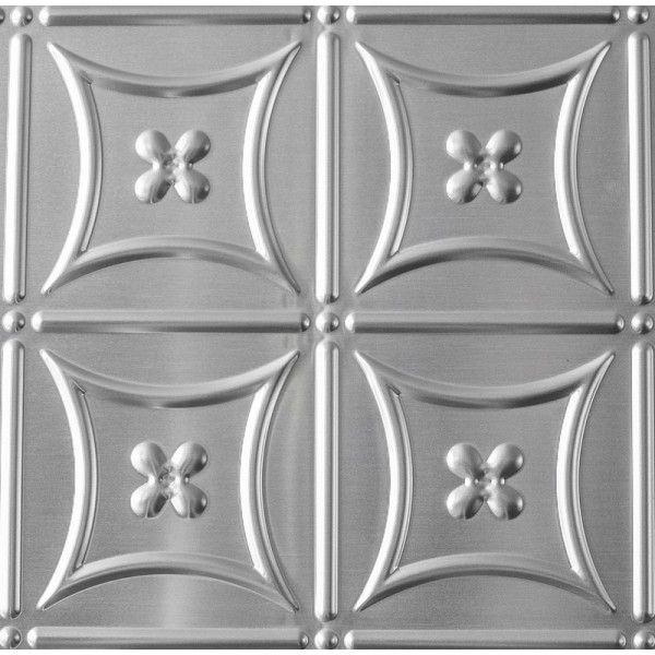 Carnivale Pressed Tin Panel - 900 x 1800mm - Restoration Online