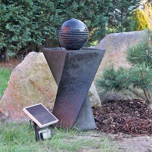 Solarspringbrunnen-Solar-Springbrunnen-mit-Akku-LED-Brunnen-Solarbrunnen-Garten
