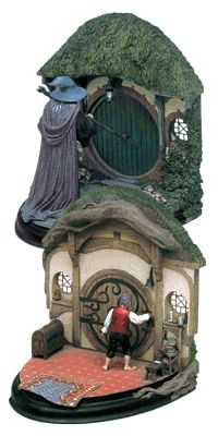 Bookends lord of the rings and lord on pinterest - Hobbit book ends ...