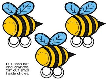 71 best science images on pinterest teaching ideas for Bee finger puppet template