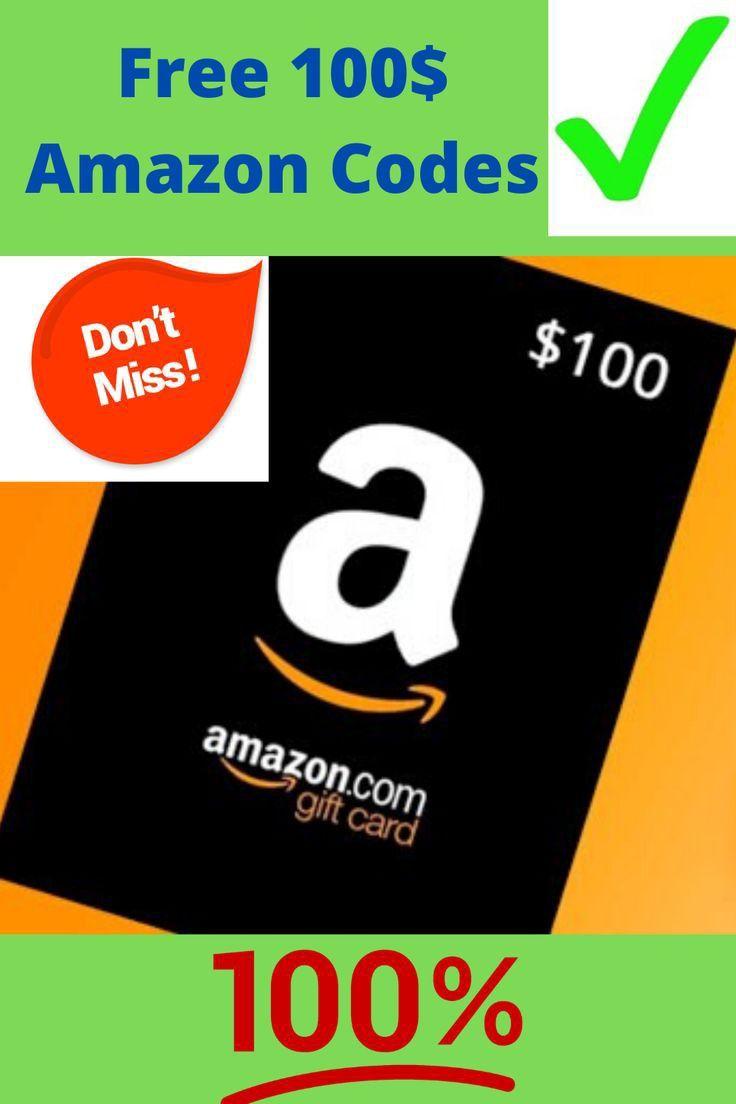 Free Amazon 100 Gift Card Amazon Gift Card Free Free Amazon Products Amazon Gift Cards
