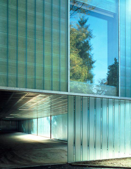 Gigon & Guyer, Kunsthaus Winterthur, 1995