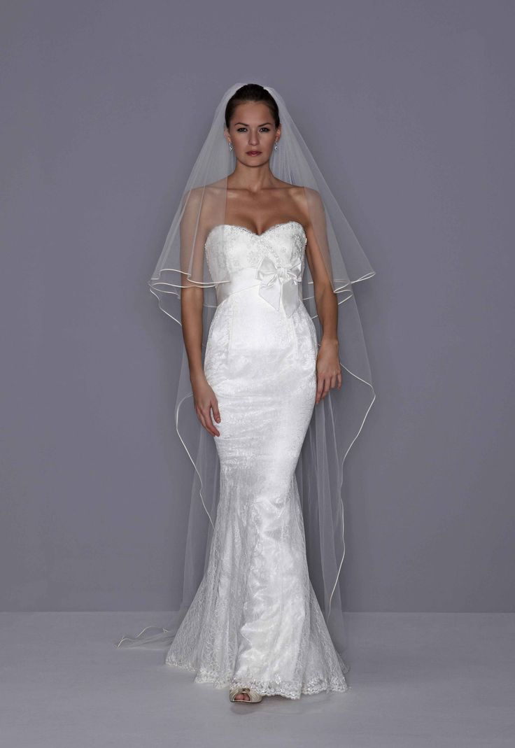 Genevieve Wedding Dress From Si Holford Signature Collection