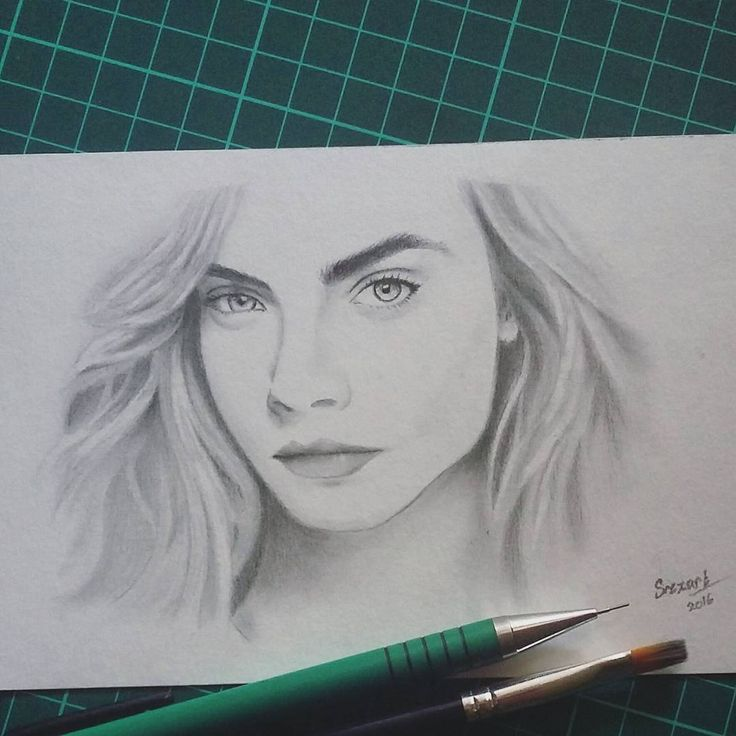Guest who she is?. @caradelevingne  #sketch #sketching #sketcher #art #artwork #artworktoday #artoftheday #artworks_artist #draw #drawing #handdrawn #illustration #illustrator #canson #paper #pencil #potrait #brush #iglobalpics #instapics #instagram #caradelevingne #margo #mermaidians #papertowns #pan #instadaily